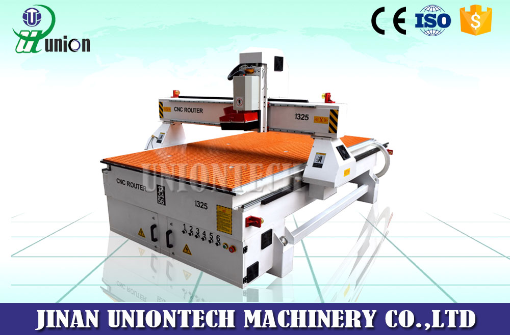 Wood CNC router UT-1325T